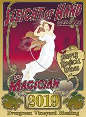 2019 'The Magician' Riesling 750mL