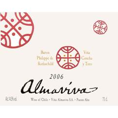 Image result for 2006 Vina Almaviva Puente Alto Chile