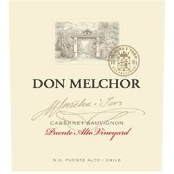 Image result for 2008 Don Melchor Cabernet Sauvignon Maipo