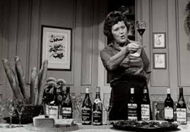 Image result for wine and food quotes julia child