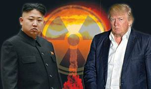 Image result for Kim Jong Un having nuclear weapons