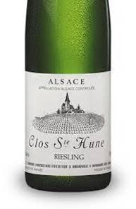 Image result for Trimbach Clos St Hune