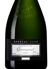 Image result for 2009 Grongnet Special Club Brut Millesime Champagne