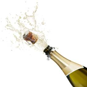 Image result for champagne pop png