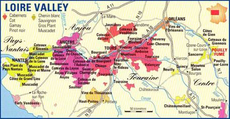 Image result for Loire Valley