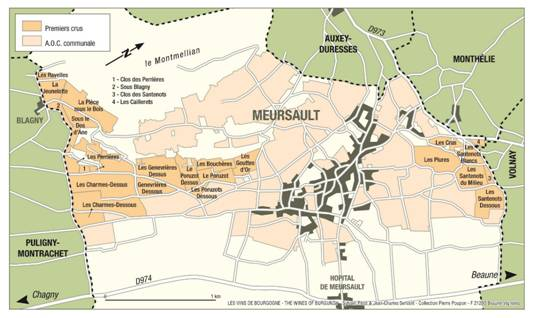 Image result for meursault wine region