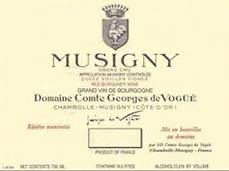 Image result for Domaine Comte Georges de Vogue Musigny