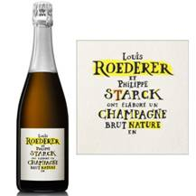 Image result for NV Louis Roederer Brut Nature Champagne