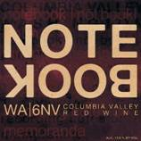 Image result for Bookwalter Notebook Columbia Valley 7NV