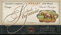 2012 Steele Stymie Merlot Lake County image