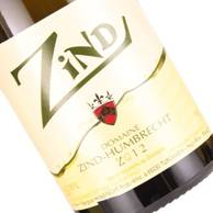 Image result for 2012 Zind Humbrecht Zind White blend Alsace