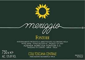 Image result for 2016 Fontodi Meriggio