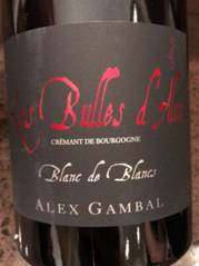 Image result for Alex Gambal Cremant Les Bulles D'Alex