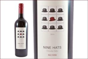 Image result for NINE HATS Cabernet Sauvignon Columbia Valley 2014