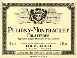 Image result for 2005 Louis Jadot Puligny Montrachet Les Folatieres