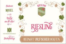 Image result for 2014 Dr. Fischer Gutswein Riesling