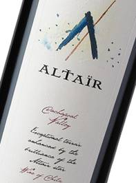 Image result for Altair Estate Red Cachapoal 2013