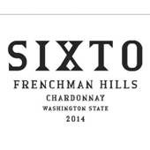 Image result for 2014 Sixto Frenchman Hills Chardonnay Walla Walla