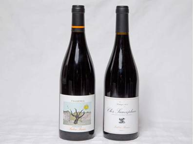 Image result for 2013 Domaine Frederic Brouca Clos Sauveplane Faugeres