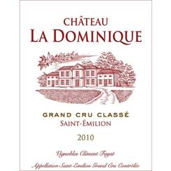 Image result for Chateau La Dominique St. Emilion 2010