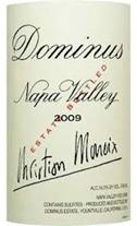 Image result for 2009 Dominus Napa
