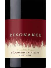 2016 Resonance Pinot Noir Decouverte Vineyard