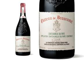 Image result for 1988 Chateau Beaucastel Chateauneuf Du Pape Rouge