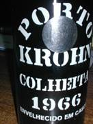 Image result for 1966 Krohn Colheita
