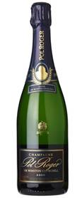 Image result for Pol Roger Sir Winston Churchill Brut Champagne 2006