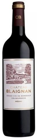 Image result for Chateau Blaignan Medoc 2015