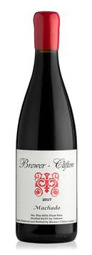 Image result for Brewer Clifton Machado Pinot Noir 2016