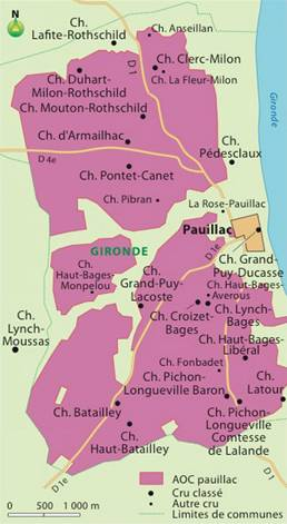 Image result for Pauillac