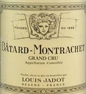 Image result for 1990 Louis Jadot Bâtard-Montrachet Grand Cru