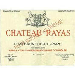 Image result for 1989 Chateau Rayas Chateauneuf Du Pape Reserve