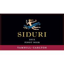 Image result for Siduri Pinot Noir Yamhill Carlton 2016