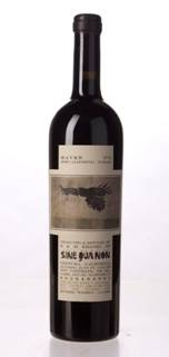 Image result for 2006 Sine Qua Non Raven Series No. 1 Grenache