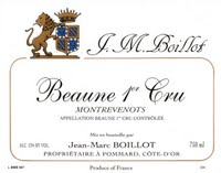 Image result for 1989 Boillot Beaune Montrevenots 1er Cru