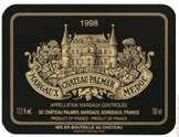 Image result for 1998 Chateau Palmer Margaux