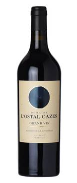 Image result for Domaine L'Ostal Cazes Grand Vin Minervois 2015