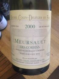 Image result for 2001 Michel Colin Deleger Les Corbins