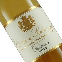 Image result for 2015 Chateau Suduiraut Sauternes