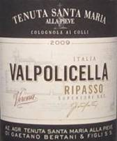 Image result for TENUTA SANTA MARIA AMARONE 2011