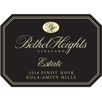 Image result for 2014 Bethel Heights Pinot Noir Willamette Valley