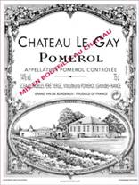 Image result for 2005 Chateau Le Gay Pomerol