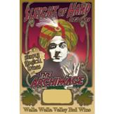 Image result for Sleight of Hand The Archimage Red Blend Columbia Valley 2013