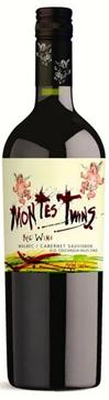 Image result for Montes Limited Selection Twins Red Blend 2016