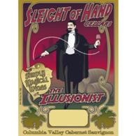 Image result for Sleight of Hand The Illusionist Cabernet Sauvignon Columbia Valley 2013