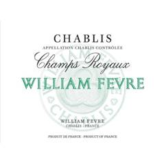 Image result for William Fevre Chablis Champs Royaux 2015 Magnum