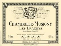 Image result for Louis Jadot Chambolle Musigny les Drazeys