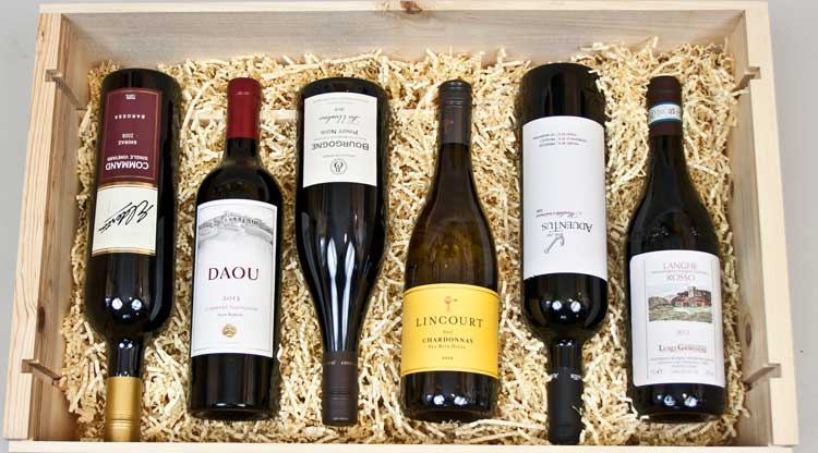 Wine Gift Boxes - click for full details